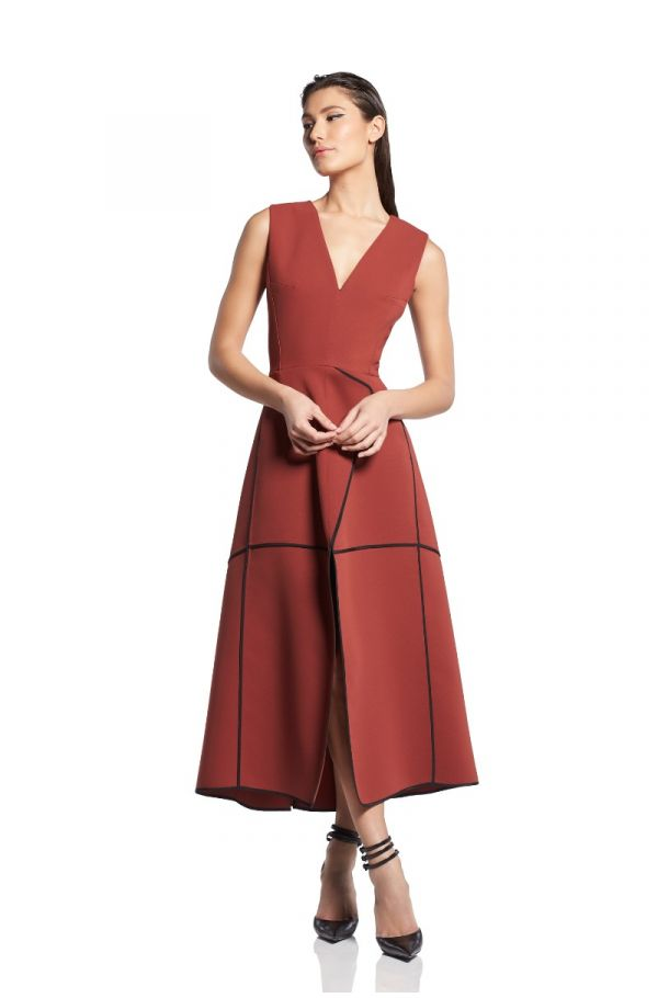 Bogarde Dress