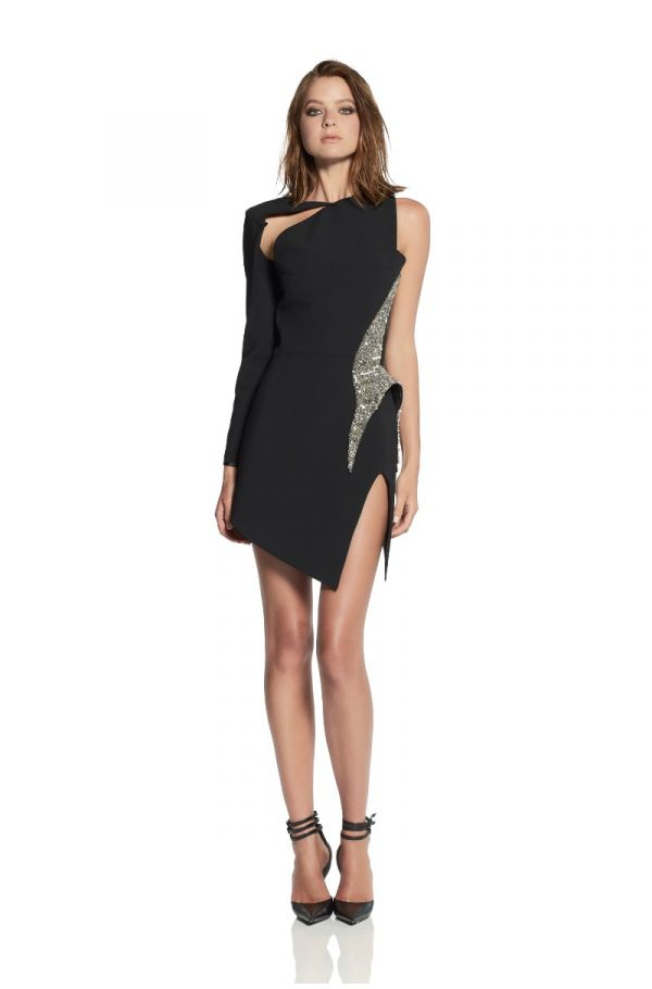 Bombshell Mini Dress
