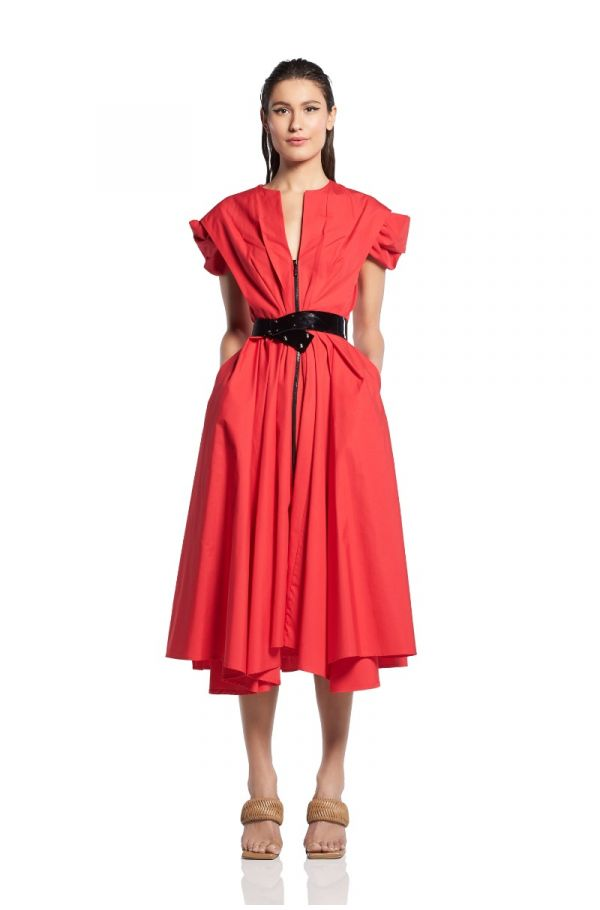 Darting Hope Dress