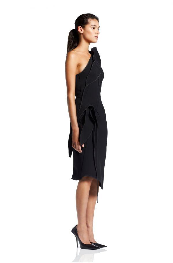Fervent Petal Dress