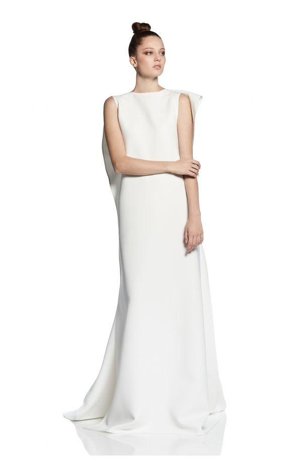 Flutter Gown