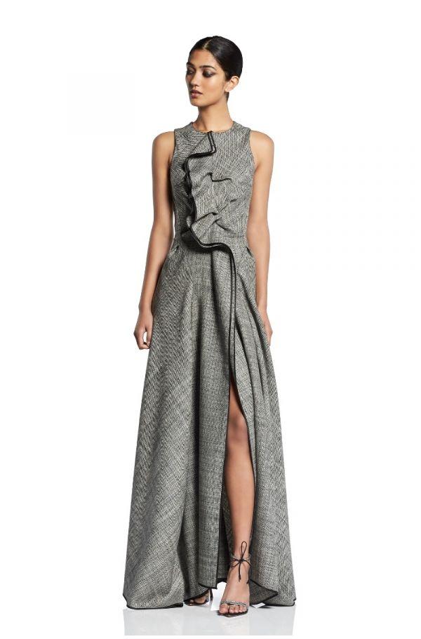 Nonchalant Gown