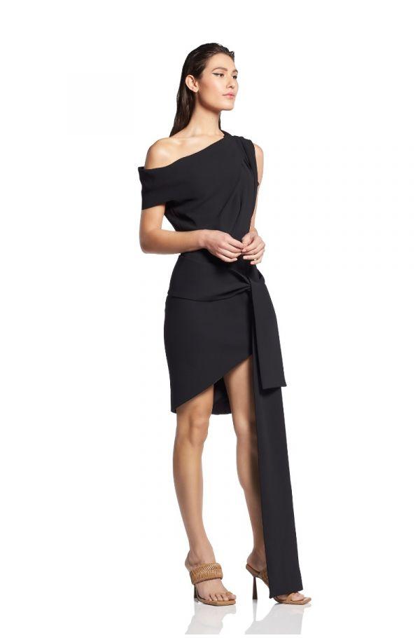 Stealth Knot Dress