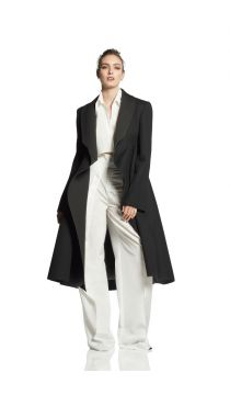 Abstraction Coat